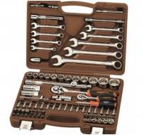 Набор инструмента  82 предмета с 12-гр головками 055377