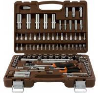Набор инструмента  94 предмета  торцевые головки 4-32 мм и аксессуары к ним 055016