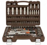Набор инструмента 108 предметов торцевые головки 4-32 мм и аксессуары к ним 055322