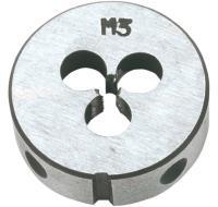 Плашка М4, 25 х 9 мм